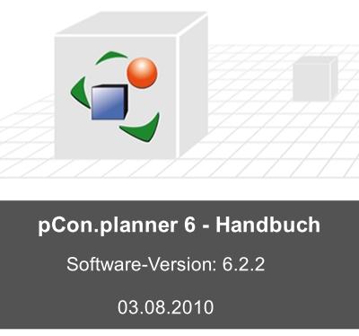 pCon.planner 6.2.2   Handbuch