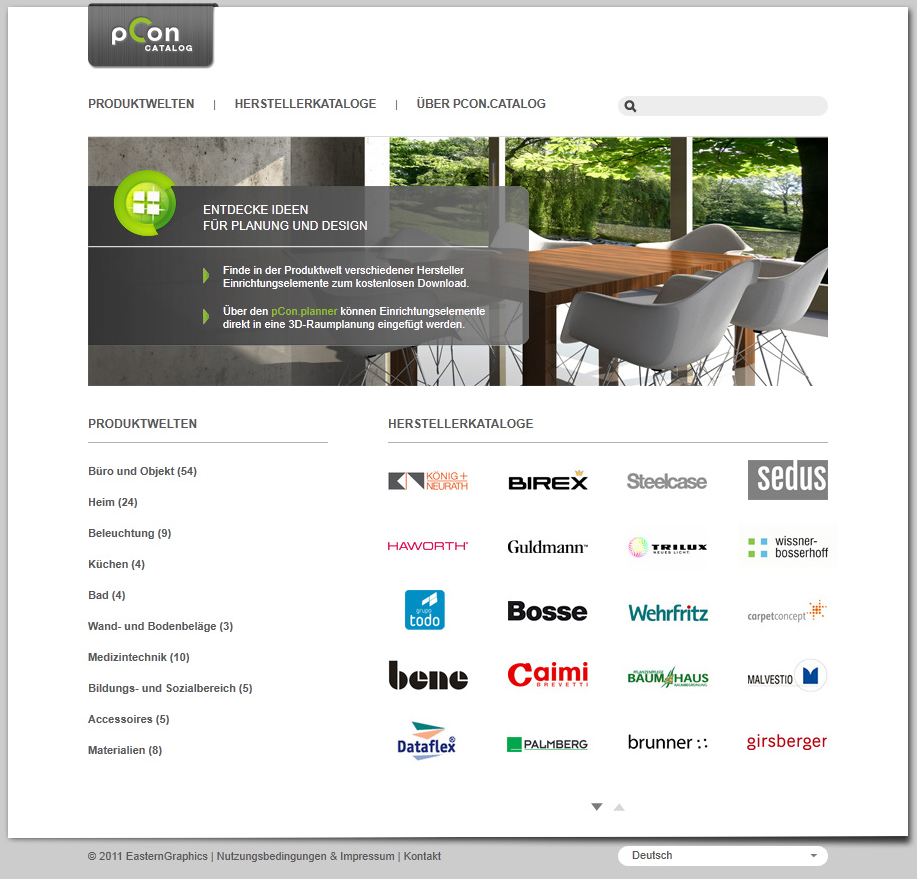 pCon.catalog - Startseite