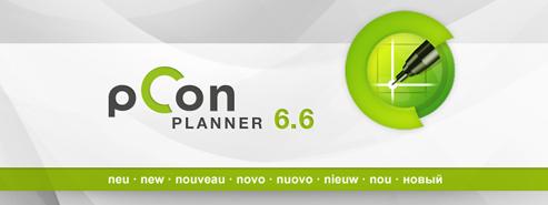 pCon.planner 6.6 ist online