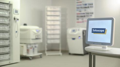 Soluscope   weltweit führender Akteur auf dem Gebiet der Endoskop Hygiene