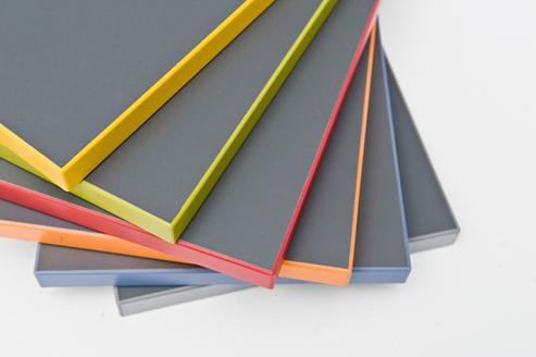 Rumas   umweltfreundliche Büromöbel aus Linoleum