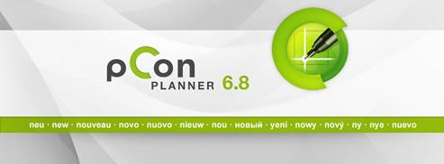 Spannende neue Features im pCon.planner 6.8