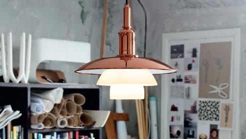 Louis Poulsen Lighting   Wohlbefinden in künstlichen Lichtlandschaften