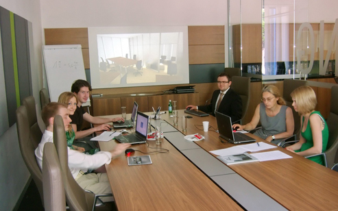 Renderseminar in Russland