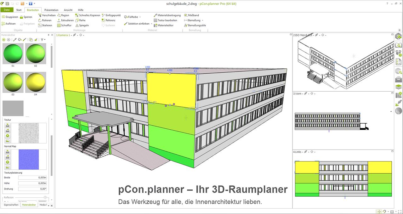 Ausbildung 3d raumplaner inneneinrichtung design for Raumplaner software