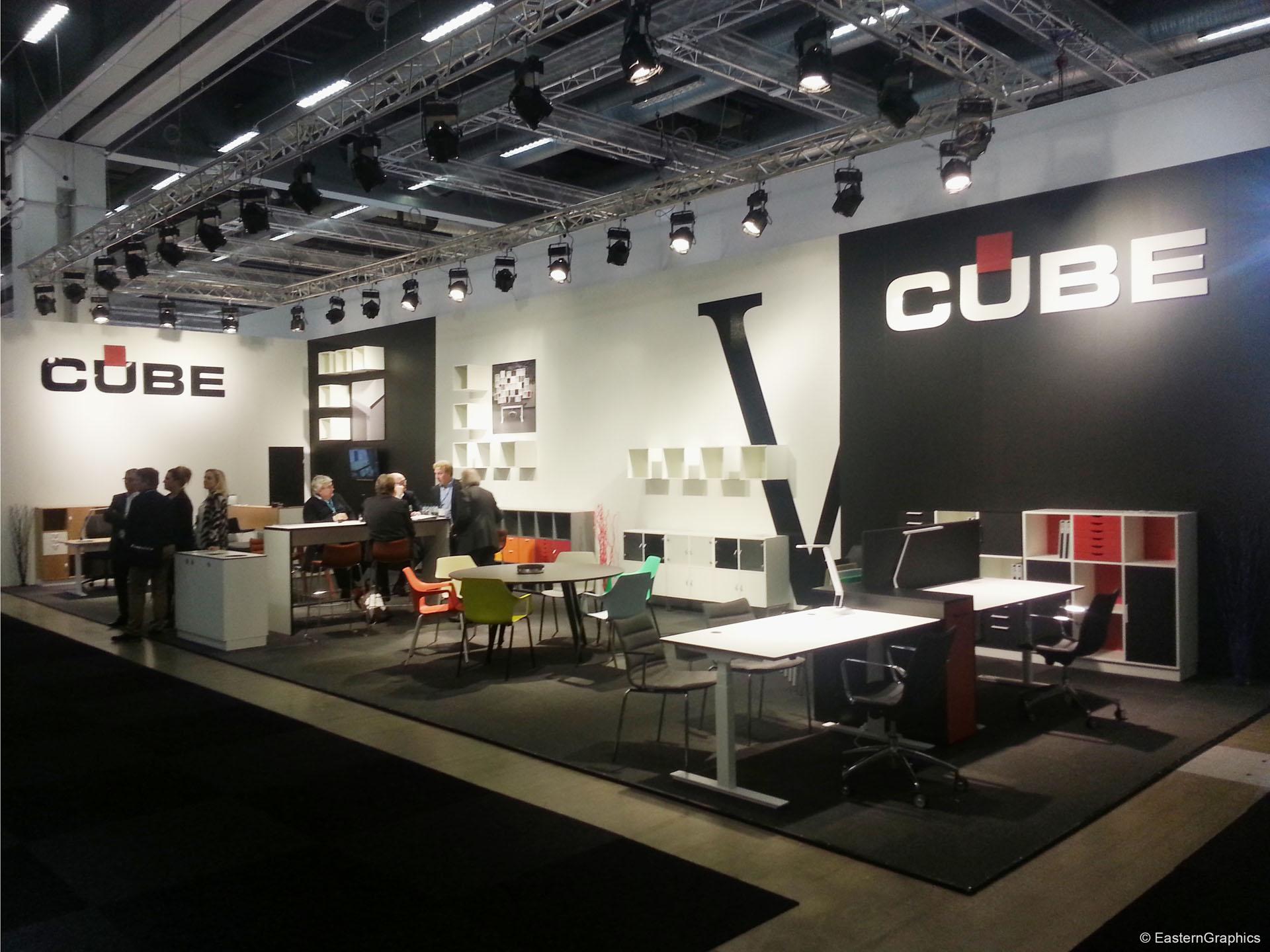 Eindrücke der Stockholm Furniture & Light Fair 2015 - Cube