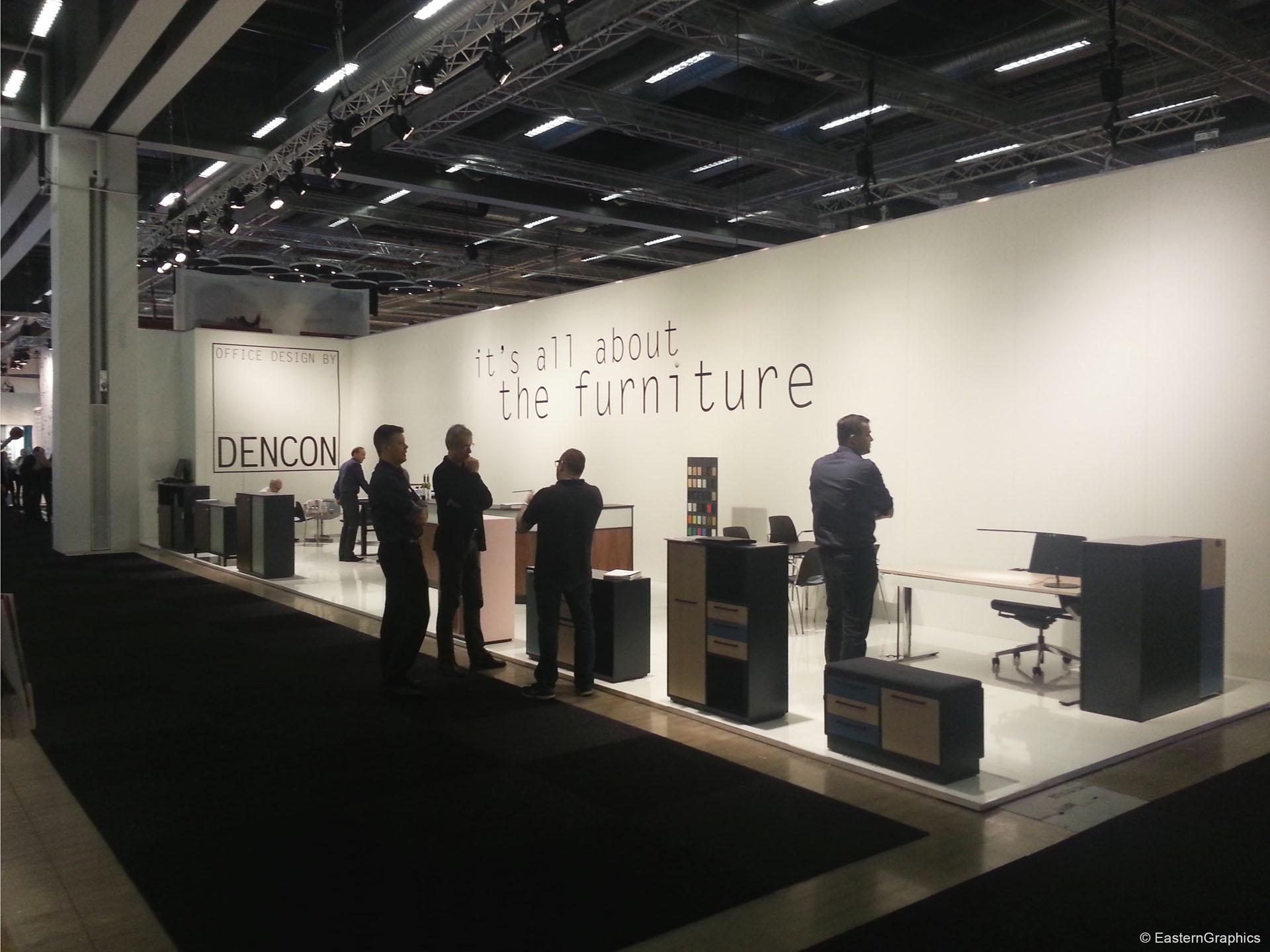 Eindrücke der Stockholm Furniture & Light Fair 2015 - Dencon
