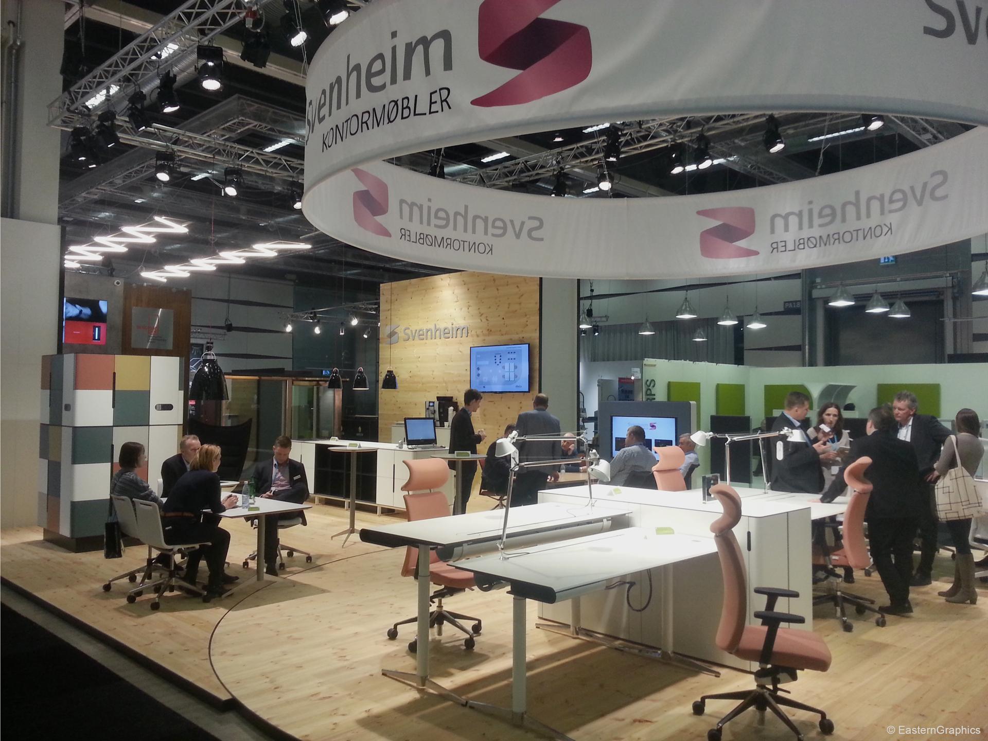 Eindrücke der Stockholm Furniture & Light Fair 2015 - Svenheim
