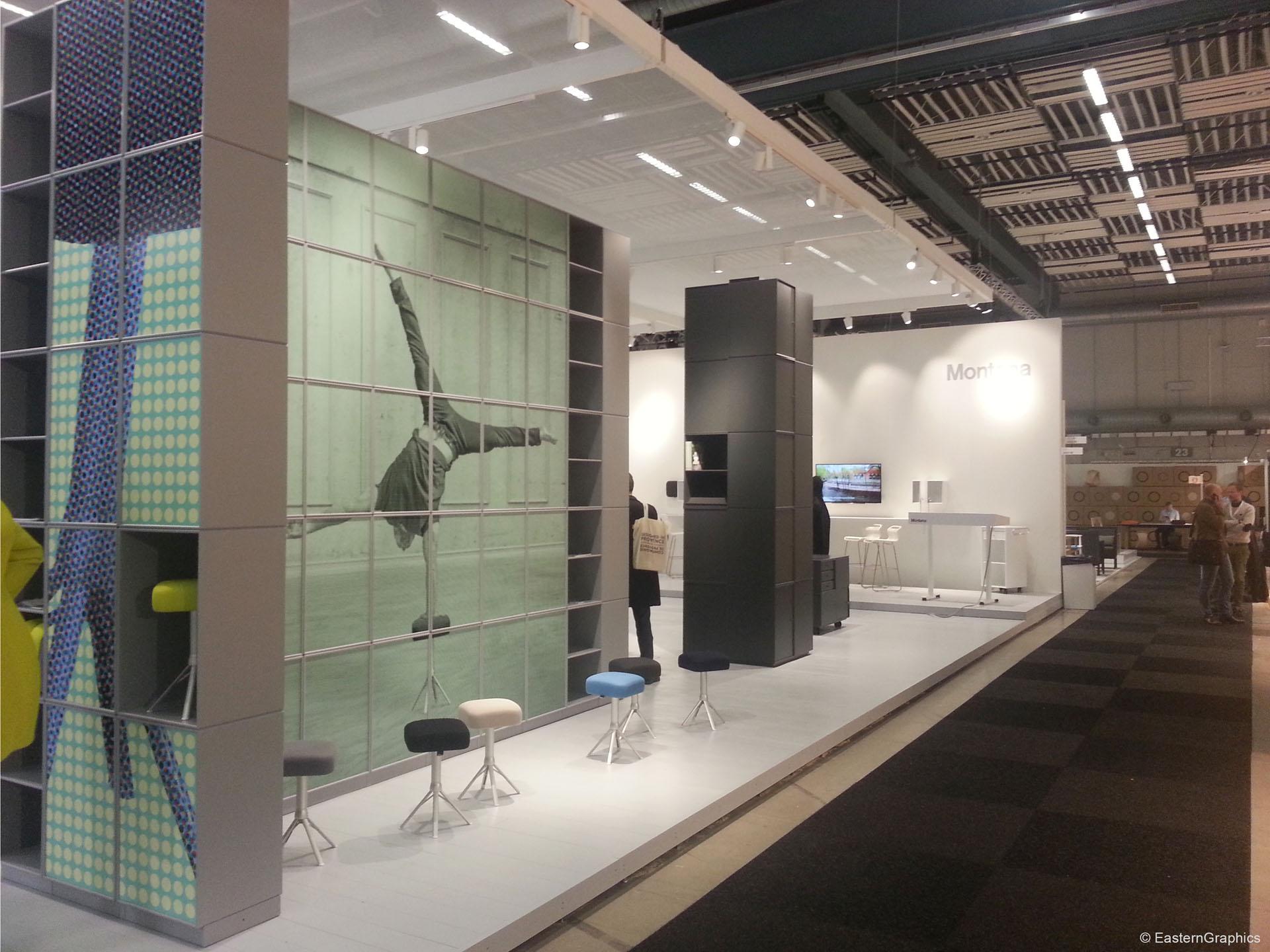 Eindrücke der Stockholm Furniture & Light Fair 2015 - Montana