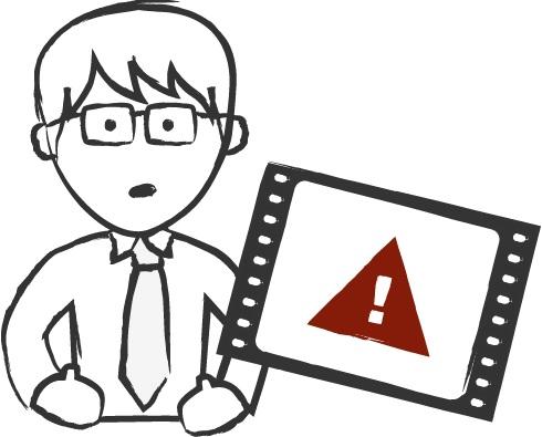 Probleme beim Video Upload – Wir arbeiten daran