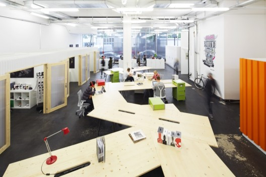 Das Büro im Wandel