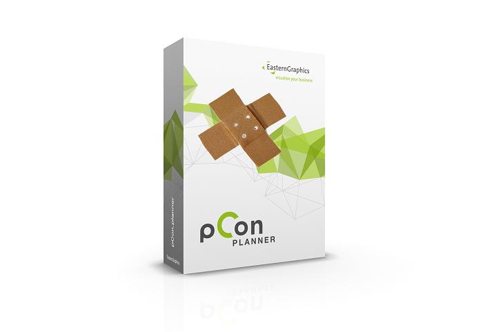 Der erste Patch für den pCon.planner 7.2 sorgt für eine verbesserte Performance des Raumplaners.