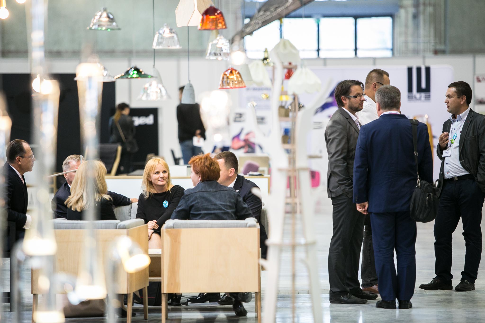 Impressionen - International Furniture Fair in Ostroda