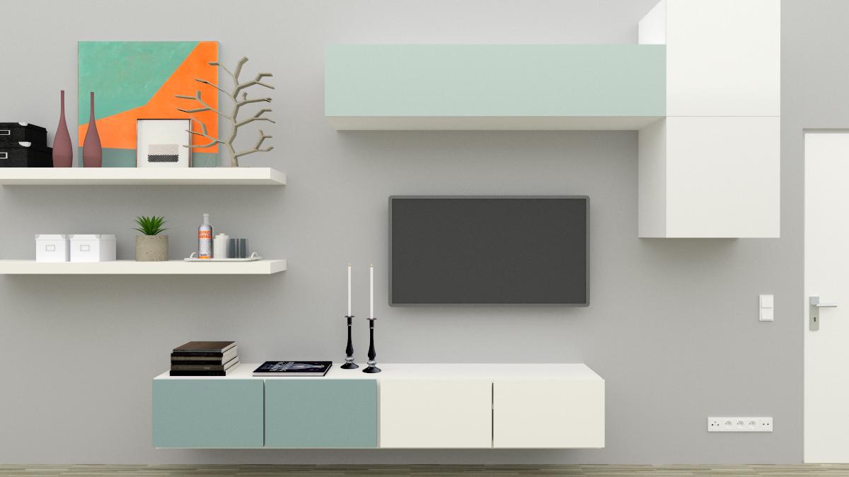 Was hängt an Ihren Wänden? Raumplanung pCon.planner