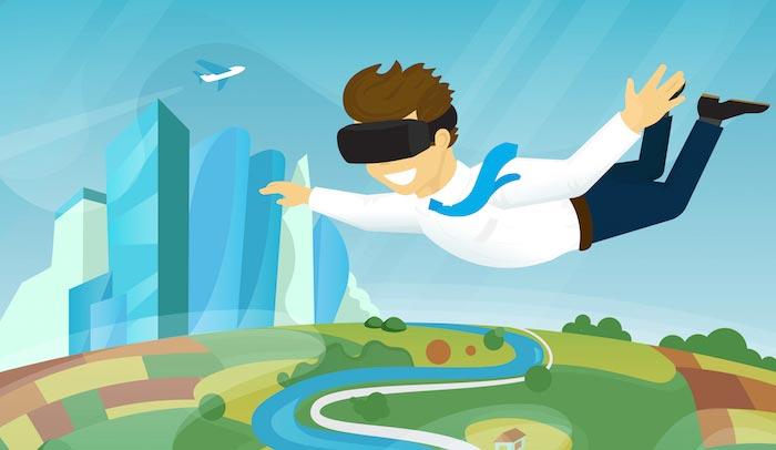Virtual Reality eröffnet neue Welten