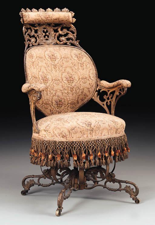 Centripetal Spring Chair von Thomas Warren