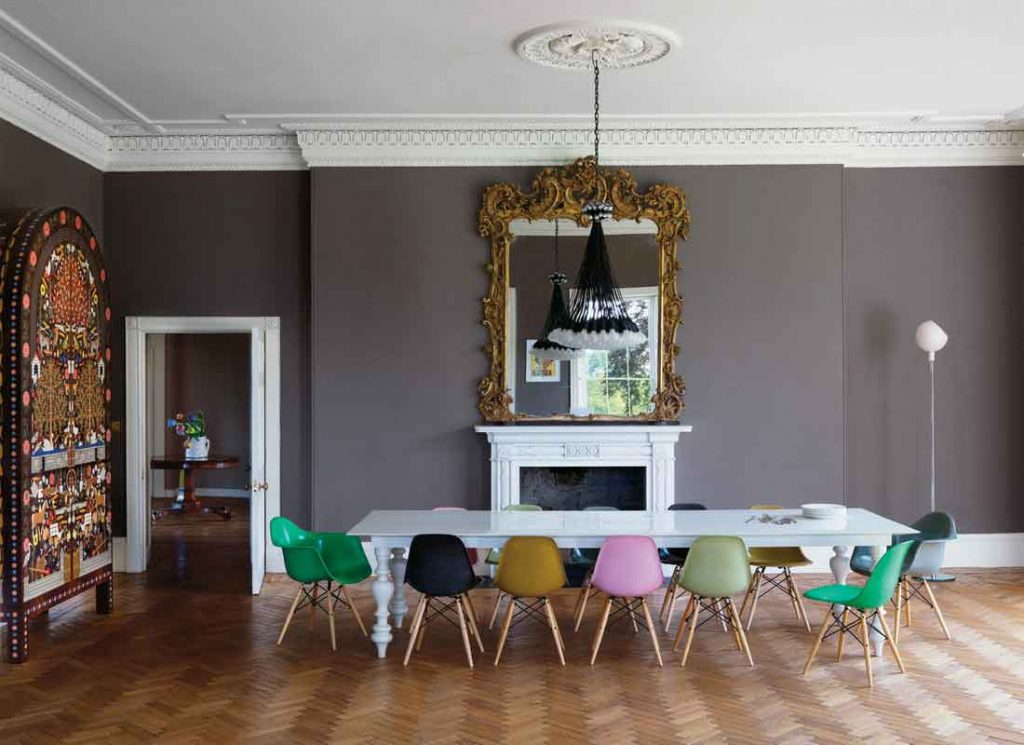 Interior Trends 2017:Retrostyle, aber bitte modern!