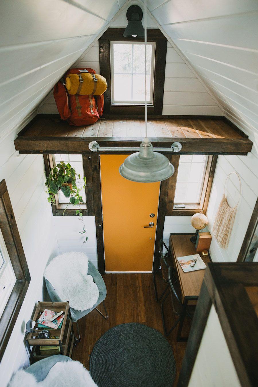 Mobiles Tiny House - viel Wohnraum auf wenigen qm