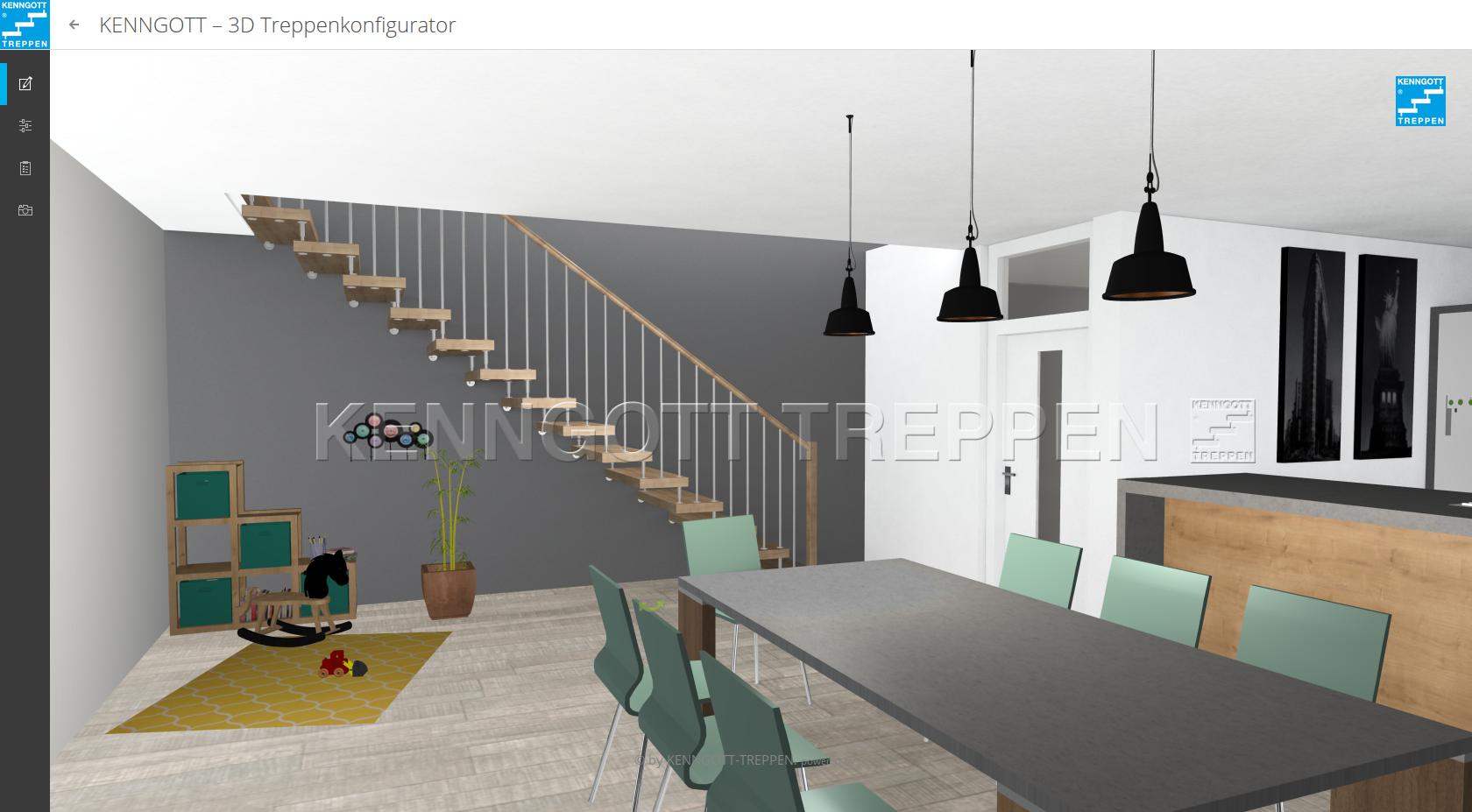 Kenngott Beratungstool für Architekten
