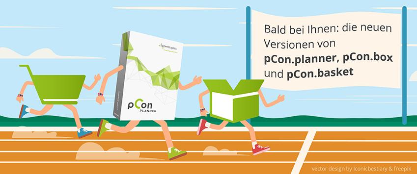 pCon Release-Marathon - auf der Zielgeraden