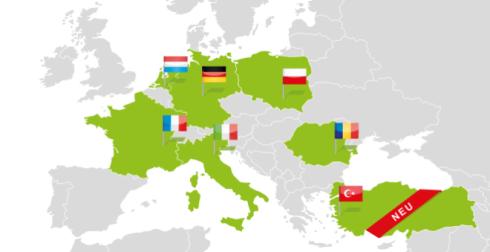 Neues Tochterunternehmen in der Türkei Türkei EasternGraphics