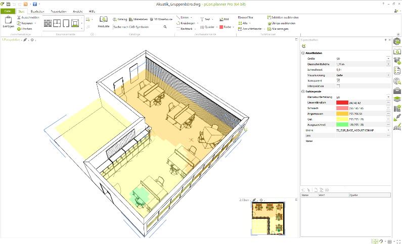 3d raumplaner inneneinrichtung design software dwg for Raumplaner software