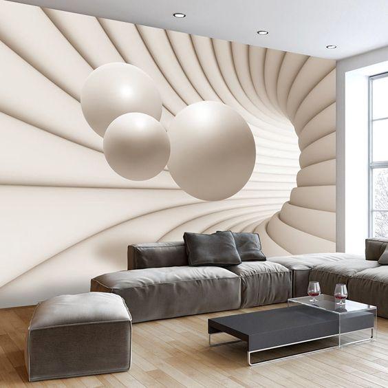 Illusion als Wandkunst