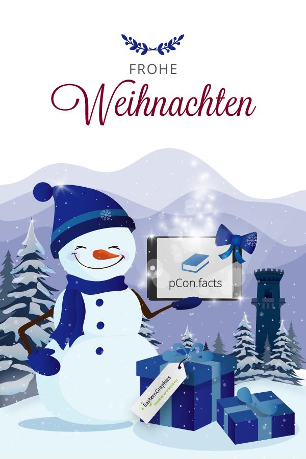 Das EasternGraphics Team wünscht Frohe Weihnachten!