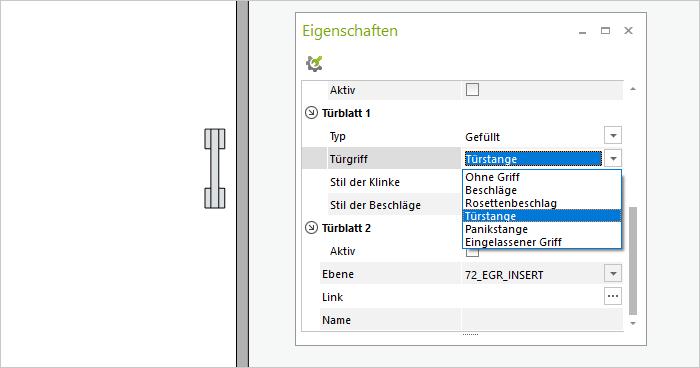 pCon.planner 8.1 – Neue Möglichkeiten für Architekturelemente Winkel Türen Release pCon.planner Fenster