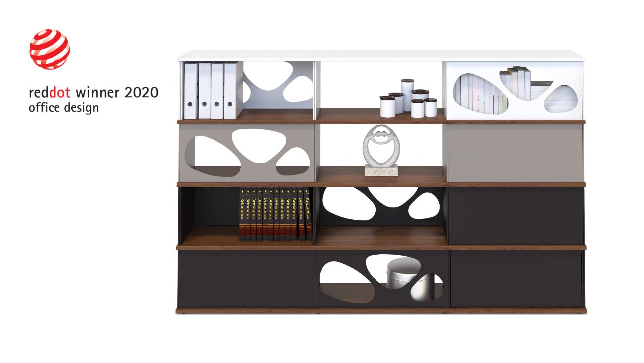 Preisgekröntes Design: das LO Next