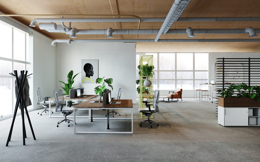 Bild: MARO Office Furniture