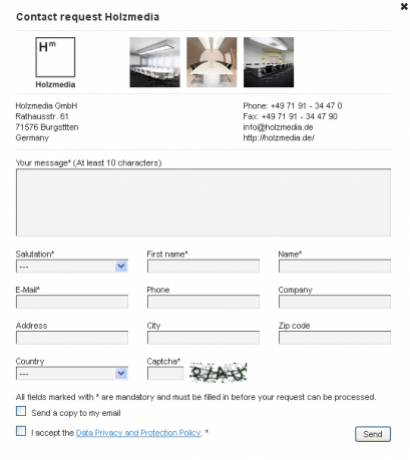 Manufacturer newsletter   How to use your pCon.catalog for sales and marketing