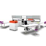 Bene office furniture - management