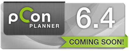 pCon.planner 6.4 - coming soon