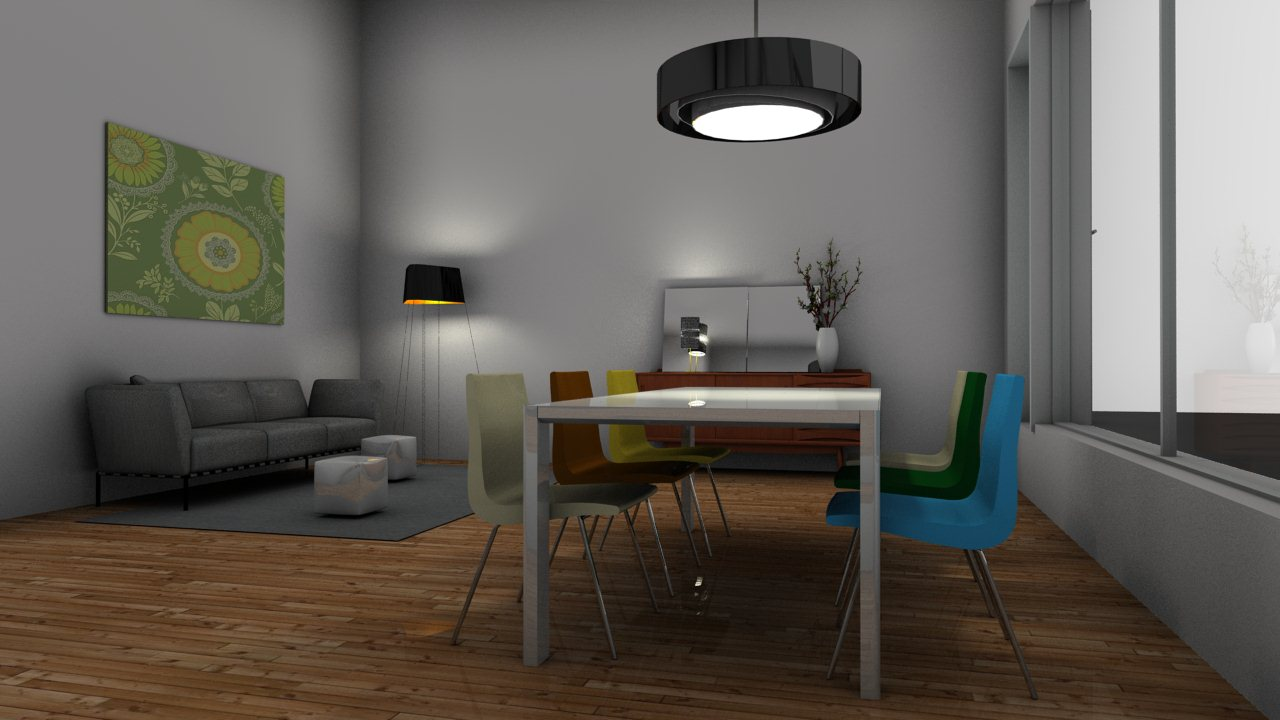 interior spot lighting. Ambient Light Is Used Here To Illuminate The Areas Outside Influence Of Main Lights Interior Spot Lighting