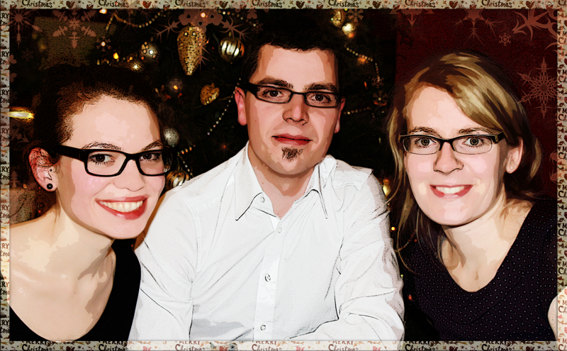 Merry Christmas! Your pCon blog team.
