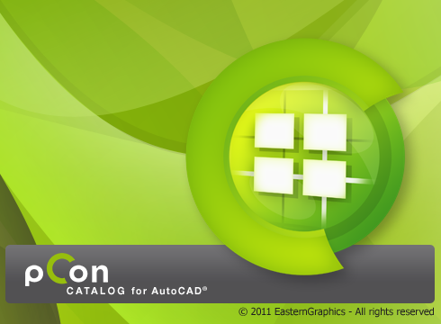 pCon.catalog plug-in 2.2 for AutoCAD