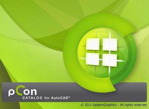 pCon.catalog plug-in 2.2 for AutoCAD