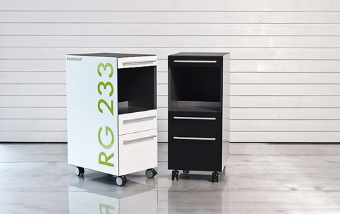 Rumas – Eco friendly Office Furniture Made of Linoleum