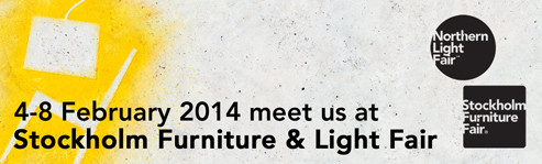 Meet Us at Stockholm Furniture & Light Fair