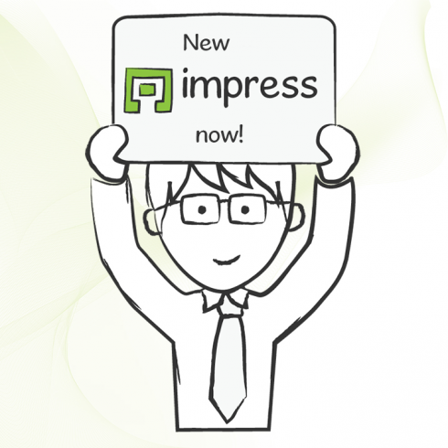 New Impress now!