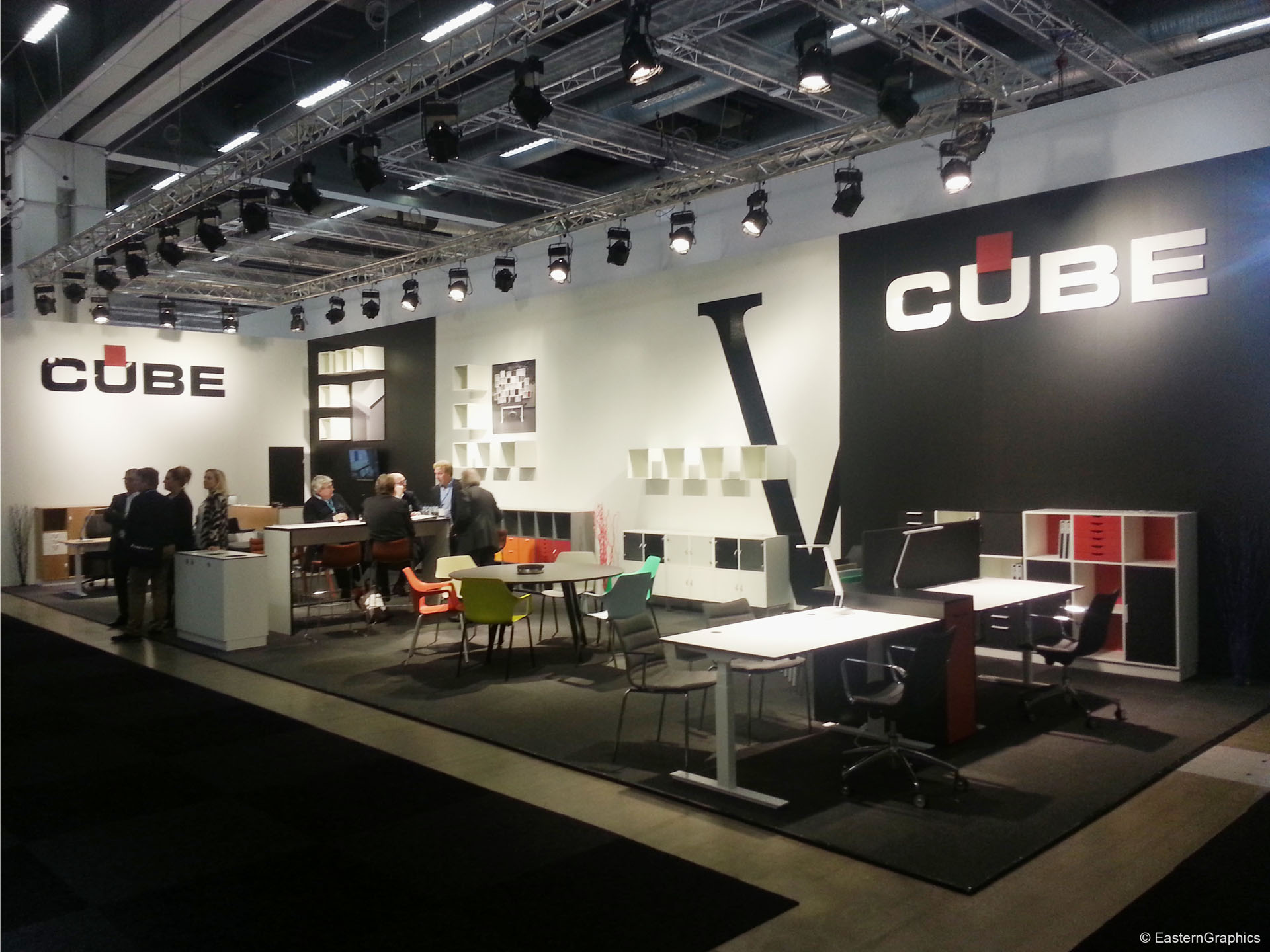 Impressions from Stockholm Furniture & Light Fair 2015 - Cube
