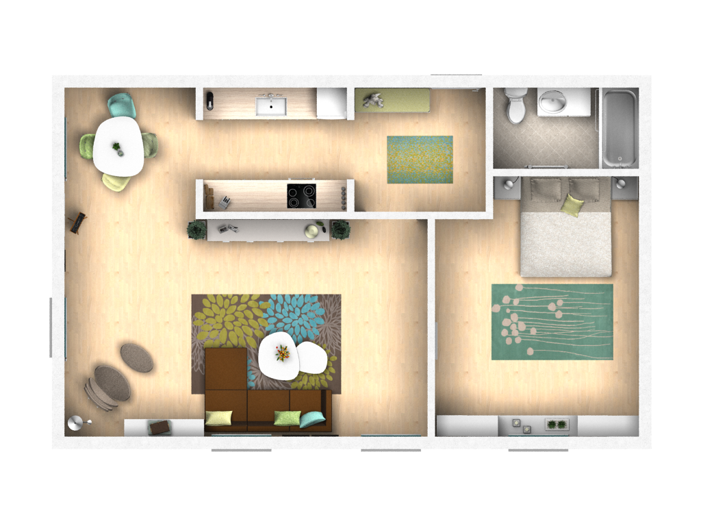 Free download of sample apartment