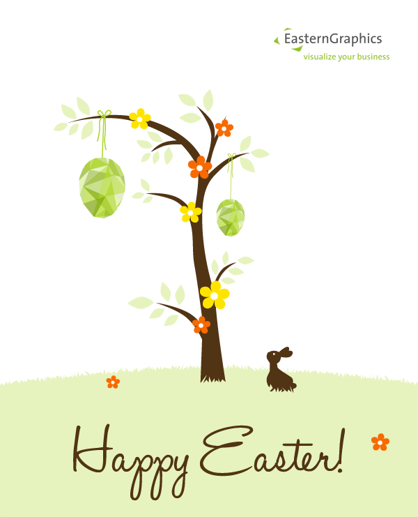 We wish you a very happy Easter!