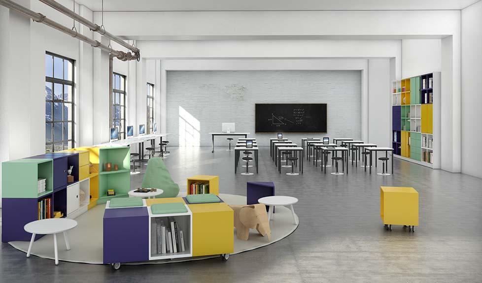 Grande Classroom
