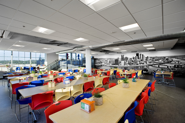 Google offices in Pittsburgh, Pennsylvania