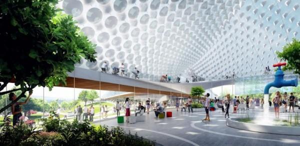 New Google headquarters proposal