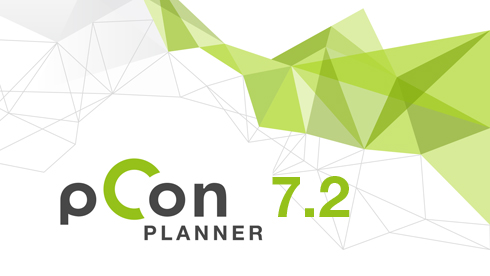 Der pCon.planner 7.2 is coming soon