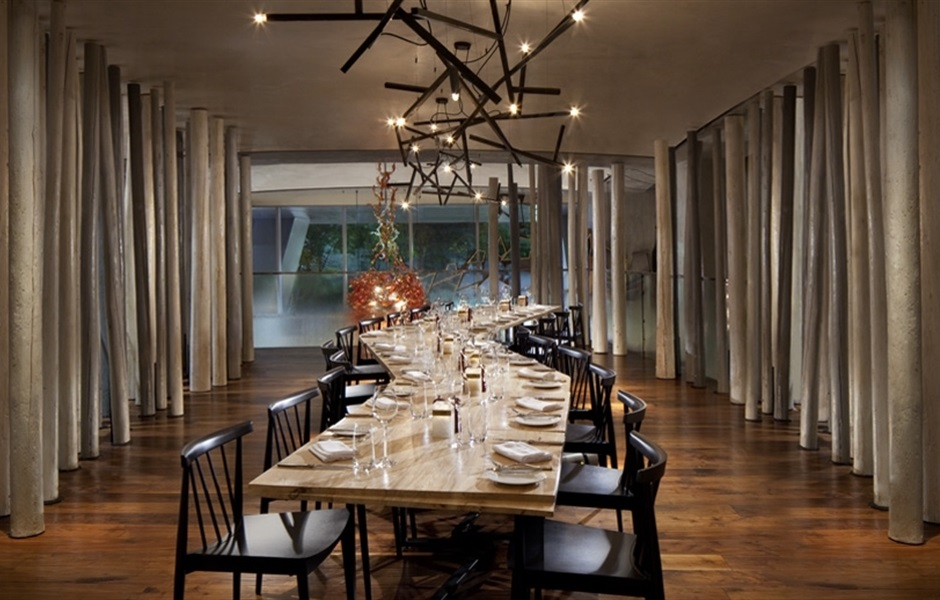 Andreu world tradition inspires our future pcon blog for Best private dining rooms toronto