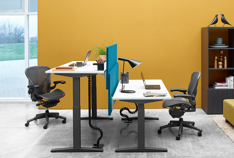 Herman Miller Expands Available OFML Data pCon.update OFML